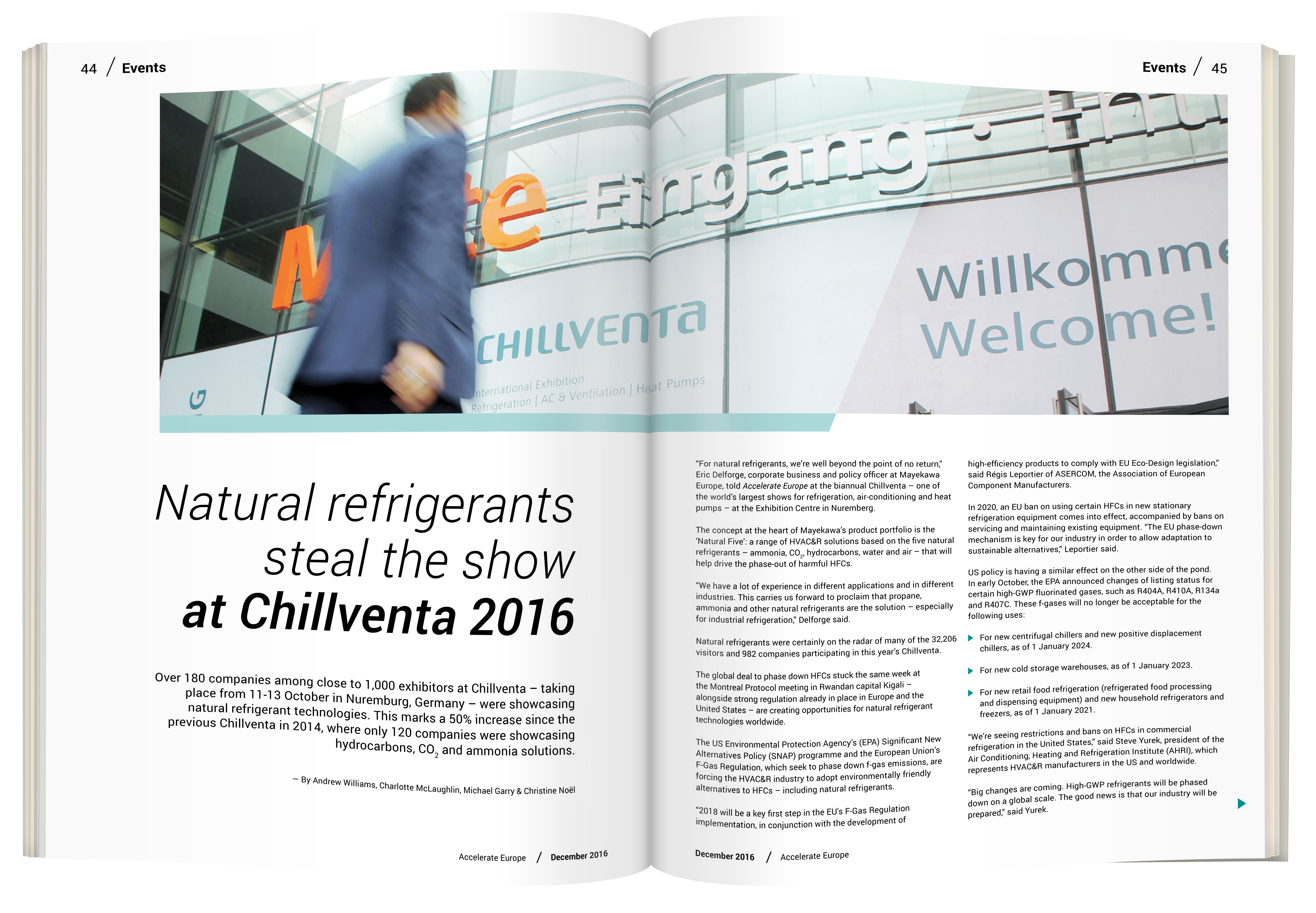 Natrefs steal the show at Chillventa