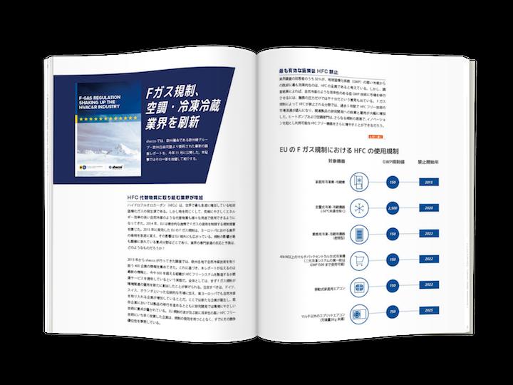 Fガス規制、空調・冷凍冷蔵業界を刷新