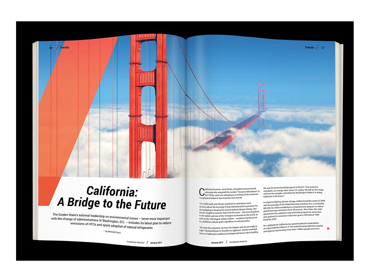 California: A bridge to the future