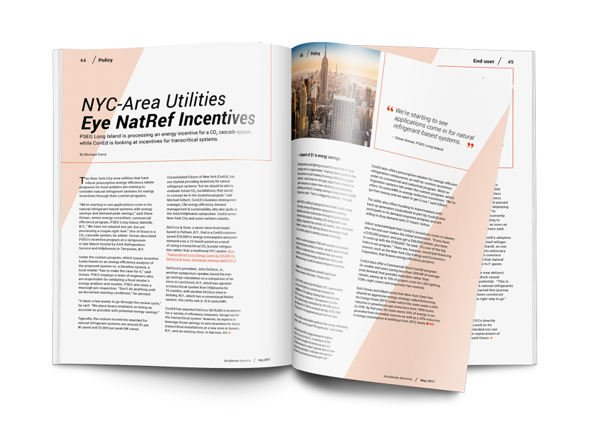 NYC-Area Utilities Eye NatRef Incentives