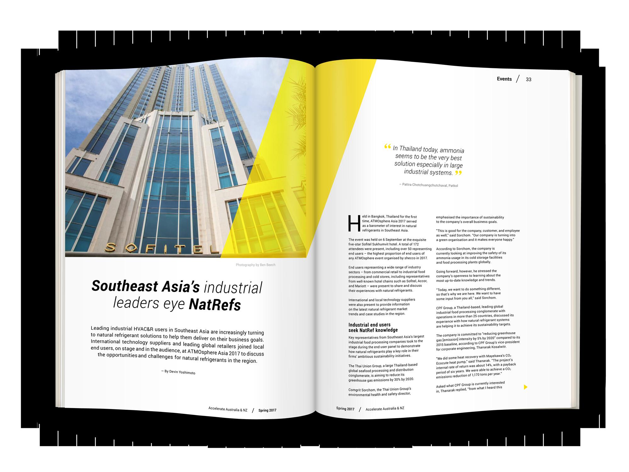 Southeast Asia's industrial leaders eye NatRefs