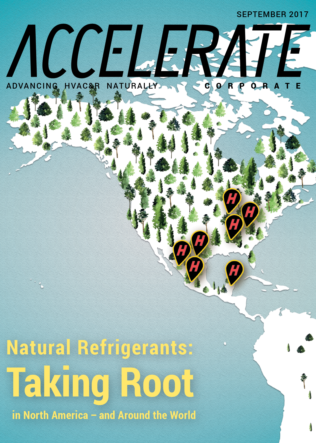 Natural Refrigerants: Taking Root in North America - and Around the World