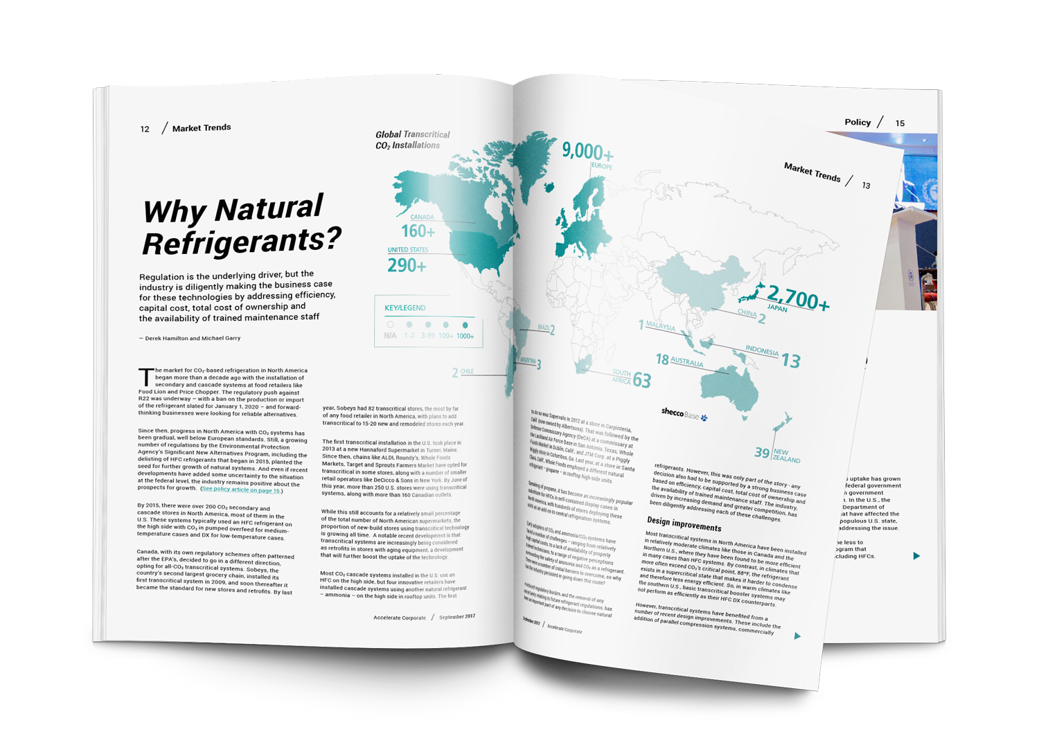 Why Natural Refrigerants