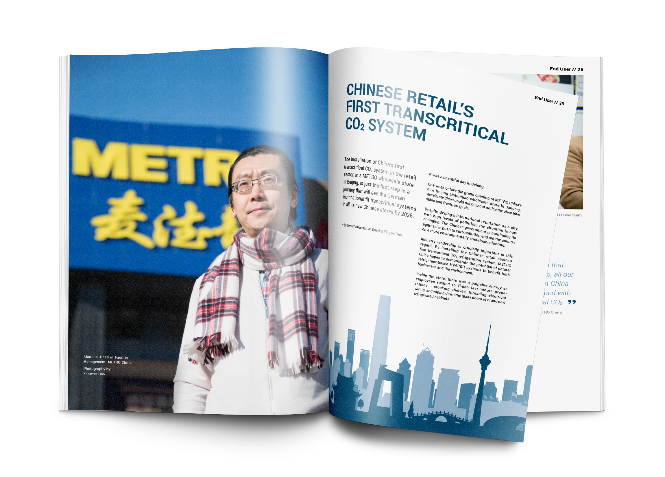 METRO China: Blue-sky thinking