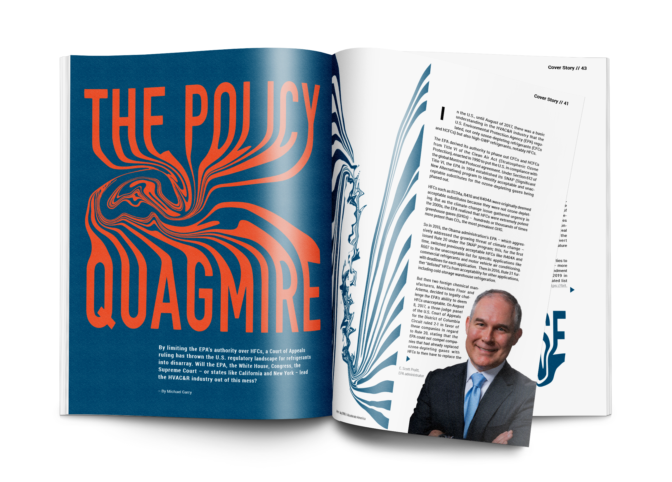The Policy Quagmire