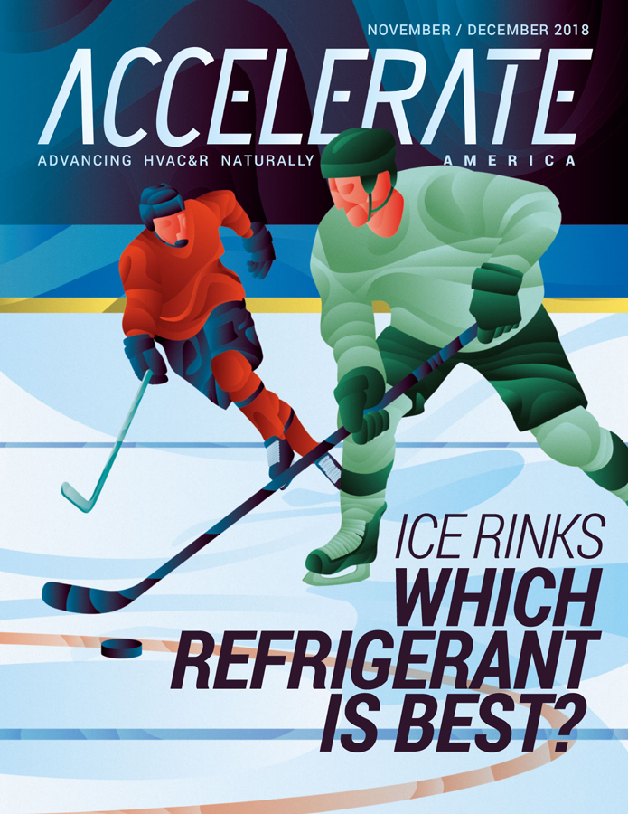 Ice Rinks: Which Refrigerant Is Best?