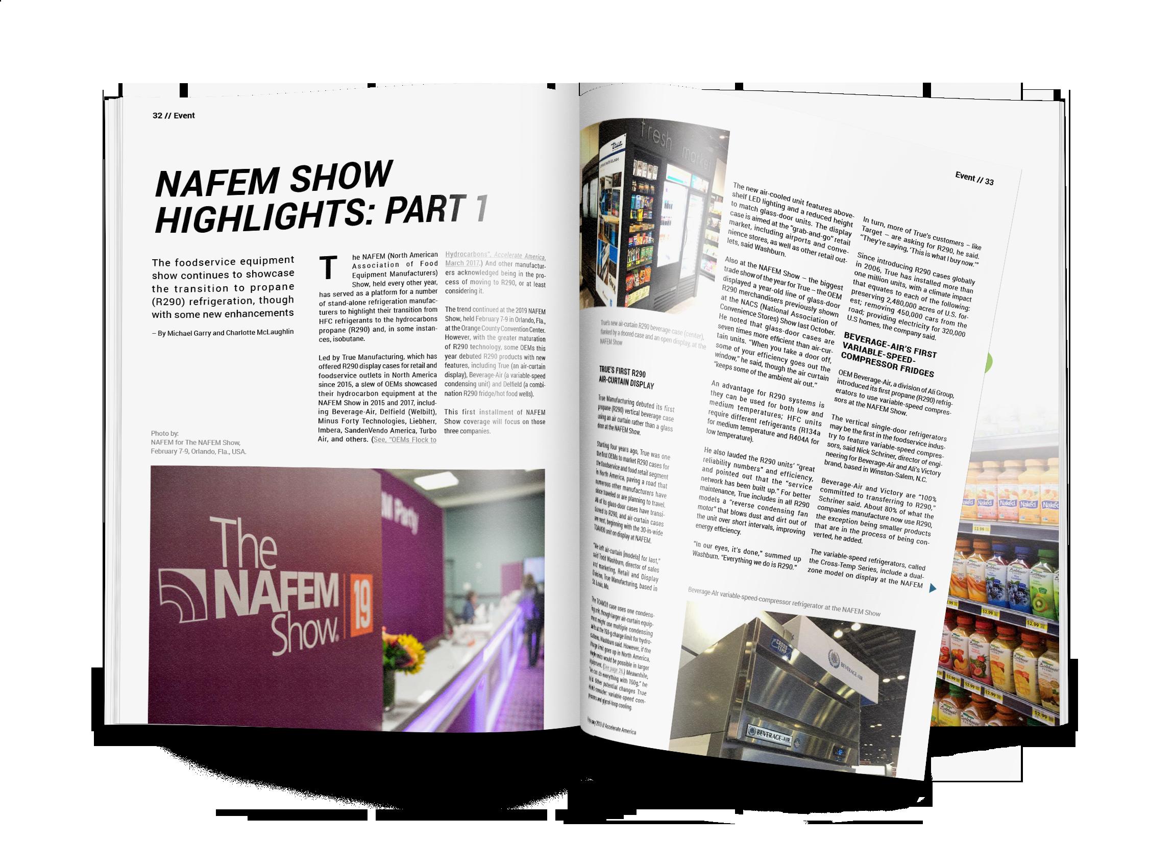 NAFEM show highlights: part 1