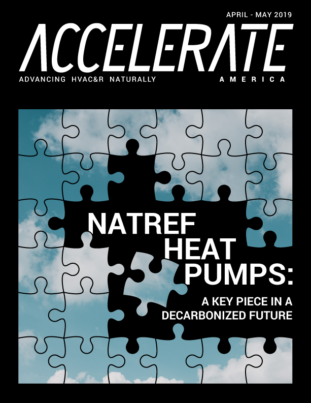 NatRef Heat Pumps: A Key Piece in a Decarbonized Future